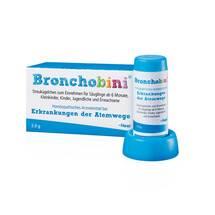 Produktbild Bronchobini Globuli