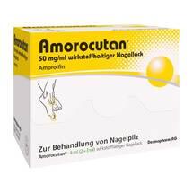 Produktbild Amorocutan 50 mg / ml wirkstoffhaltiger Nagellack