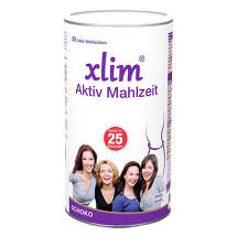 Xlim Aktiv-Mahlzeit Schoko Pulver