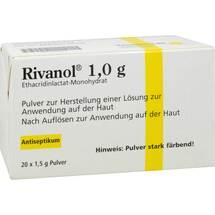 Produktbild Rivanol 1,0 g Pulver