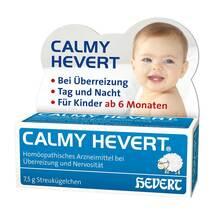 Produktbild Calmy Hevert Globuli