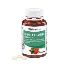 Produktbild Sovita care Acerola Vitamin C Kautabletten