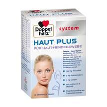 Doppelherz system Haut Plus Tabletten+Kapseln