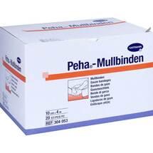 Produktbild Peha-Mullbinde 10 cm x 4 m