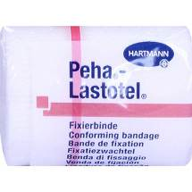 Produktbild Peha-Lastotel Fixierbinde 4 cm x 4 m