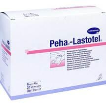 Peha-Lastotel Fixierbinde 8 cm x 4 m