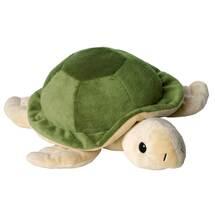 Produktbild Warmies Beddy Bear Schildkröte hellgrün herausneh.
