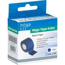 Höga Tape Color 3,75 cm x 10 m blau