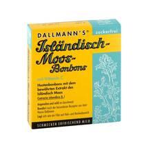 Produktbild Dallmann`s Isländisch Moos-Bonbons zuckerfrei
