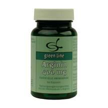 Produktbild Arginin 400 mg Kapseln