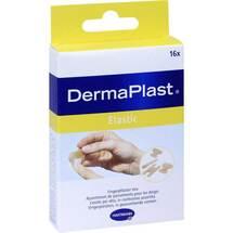 Dermaplast Elastic Fingerpflaster 4 Größen