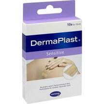 Dermaplast Sensitive Pflaster 6x10 cm