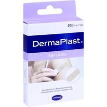 Dermaplast Sensitive Pflasterstrips 19x72 mm