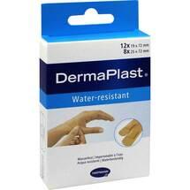 Dermaplast Water-resistant Pflasterstrips 2 Größen