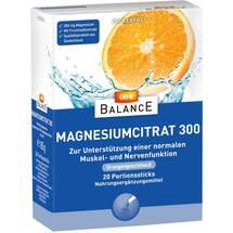 Produktbild Gehe Balance Magnesiumcitrat 300 Portionssticks