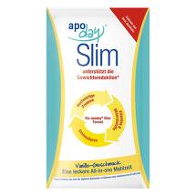 Produktbild Apoday Vanilla Slim Pulver Portionsbeutel