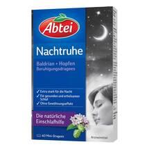 Abtei Nachtruhe Baldrian + Hopfen Drag.z.Beruhigung