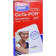 Gota-Por Wundpflaster steril 100x200 mm