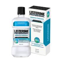 Listerine Professional Sensitiv-Therapie Mundspül.
