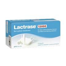 Produktbild Lactrase 12.000 FCC Kapseln