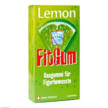 Produktbild Lemon Fitgum L-Carnitin Kaugummi