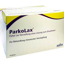 Parkolax Pulver zur Herstellung e.Lösung zum Einnehmen