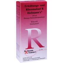 Produktbild Erkältungs- und Rheumabad R Hofmann`s