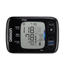 Omron RS8 Handgelenk Blutdruckm. + Nfc Auslesemodul