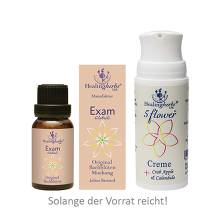 Bach Kombination Exam Globuli Healing Herbs