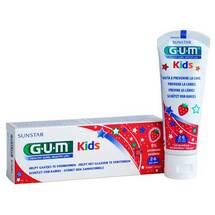 GUM Kids Zahncreme Erdbeere 2 - 6 Jahre