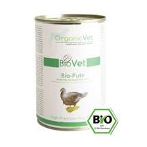 Organicvet Biovet mit Pute für Hunde