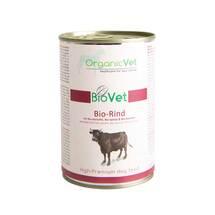 Produktbild Organicvet Biovet mit Rind für Hunde