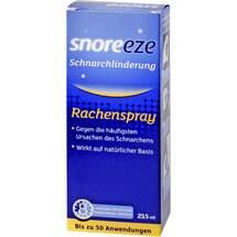 Produktbild Snoreeze Schnarchlinderung Rachenspray