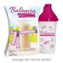 Produktbild Balancia Vitalmahlzeit Pulver zum Abnehmen + Shaker