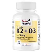 Produktbild Vitamin K2 MenaQ7 Kapseln