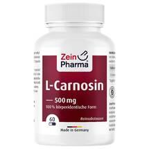 Produktbild L-Carnosin 500 mg Kapseln