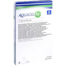 Produktbild Aquacel Ag + 1x45 cm Tamponaden