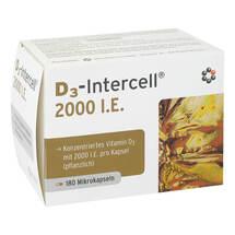 Produktbild D3-Intercell 2000 I.E. Kapseln