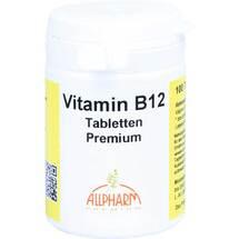 Produktbild Vitamin B12 Premium Allpharm Tabletten