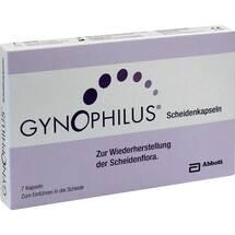 Produktbild Gynophilus Vaginalkapseln