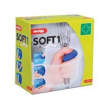 Produktbild Snögg Soft 6 cm x 5 m Pflaster blau