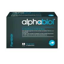 Produktbild Alphabiol Fertilität für den Mann Kapseln