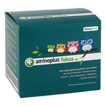 Produktbild Aminoplus fokus Trinkampullen