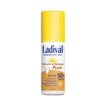 Ladival Schutz & Bräune Plus Spray LSF 50 +