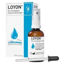 Produktbild Loyon bei schuppigen Hauterkrankungen Lösung