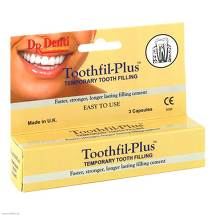 Zahnzement Füllmaterial Toothfil-Plus Kapseln