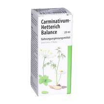 Produktbild Carminativum Hetterich Balance Tropfen zum Einnehmen