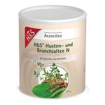 H&S Husten- und Bronchialtee N loser Tee