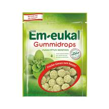 Produktbild Em-eukal Gummidrops Eukalyptus-Menthol zuckerhaltig