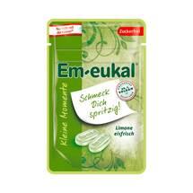 Produktbild Em-eukal Kleine Momente Limone zuckerfrei Bonbons